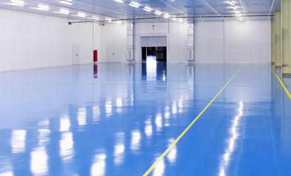 Gulvmaling - slidstærke gulve i epoxy, acryl, polyurethane