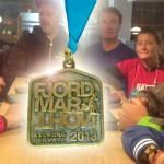 Fjordmarathon 2013