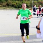 Henrik afslutter triatlon med 4,2km løbet