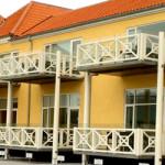 SkagensMaleren stod for malingen af 24 nyopførte ferielejligheder i Skagen