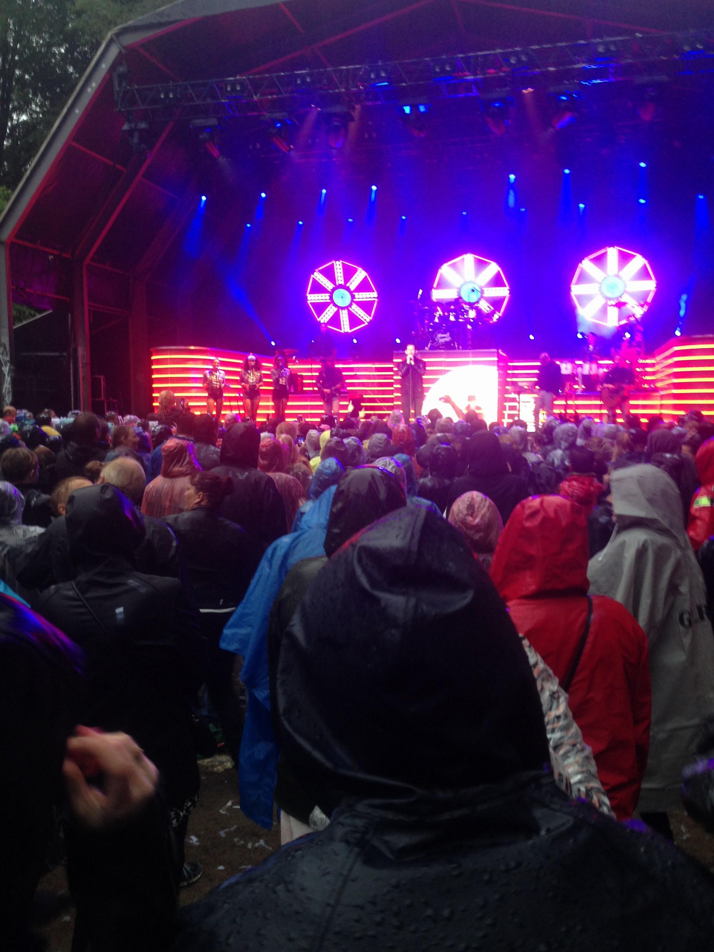 Firmatur - Rasmus Seebach koncert - Malerfirmaet JeppesenMalerfirmaet Jeppesen