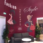 Shoppen-centret i Aalborg City Syd har fået malet – med ny stil