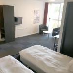 Nymalede hotelværelser på Montra Skaga Hotel i Hirtshals
