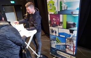 Jeppesen på jobmesser i Hjørring og Frederikshavn