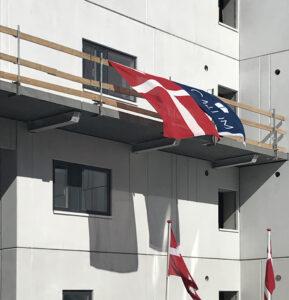 rejsegilde CALUM nybyggeriet Køge Kyst / Malerfirmaet Jeppesen